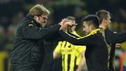 Klopp and Gundogan worked together at Borussia Dortmund