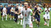 La Suisse a sorti la France en huitièmes de finale au tour précédent