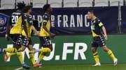 Grâce à Ben Yedder et Volland, Monaco rejoint le dernier carré de la Coupe de France
