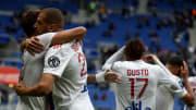 Lyon contre Brest - première journée de Ligue 1