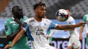 Boubacar Kamara entame sa dernière année de contrat avec l'OM.
