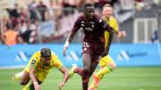 Pape Matar Sar, Metz vs Nantes - Ligue 1