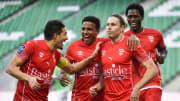 Renaud Ripart et ses coéquipiers vont devoir cravacher pour espérer se maintenir en Ligue 1.