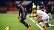 Le PSG s'était imposé 4-0 au match aller.