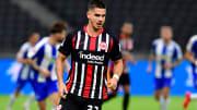 Andre Silva bleibt in Frankfurt