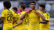 Hakimi chính thức gia nhập Inter Milan