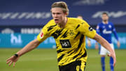 Erling Haaland terrorised Schalke