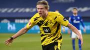 Man Utd are keen on Erling Haaland
