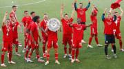 Laut einer Prognose wird der FC Bayern zu rund 99 Prozent erneut deutscher Meister
