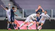 Juventus menelan kekalahan 0-1 dari Benevento