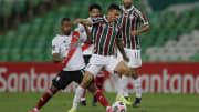 Fluminense e River se enfrentarão na Argentina