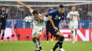Deutschland gegen Frankreich: Uns wartet ein packender Fight zwischen zwei Top-Mannschaften.