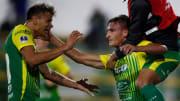 El 11 ideal de la Copa Sudamericana 2020