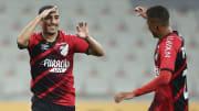 Athletico-PR e América-MG largam juntos na Série A do Campeonato Brasileiro de 2021.