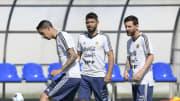 Agüero, Di María y Messi terminan contrato en 2021