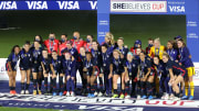 The USWNT won their fourth SheBelieves Cup