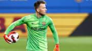 Neto desea salir del Barça