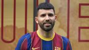 Sergio Aguero has tested positive for coronavirus