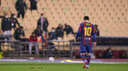 Lionel Messi has received three red cards in his career so far