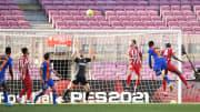 Dembélé desaprovechó una gran ocasión para el Barcelona