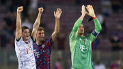Three Bayern Munich legends