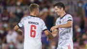 Le Bayern Munich jouera avec un maillot unique ce week-end.