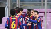 El Barcelona goleó a Osasuna
