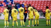 Auch die Aufsteiger vom FC Cádiz konnten sich über einen gewonnenen Punkt im Nou Camp freuen