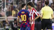 Messi y Joao Felix se verán las caras en esta jornada 10 de LaLiga
