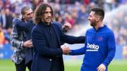Puyol y Messi grandes ejemplos de fidelidad a un club