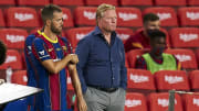Miralem Pjanic s'en est pris à Ronald Koeman après son départ du Barça.