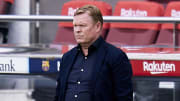 Ronald Koeman's future at Barcelona is in doubt
