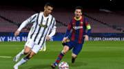Crisitiano Ronaldo dan Lionel Messi