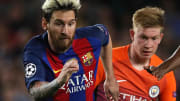 Messi and Kevin De Bruyne make the list of the best playmakers in last 15 years