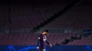 Seine Ära beim FC Barcelona geht dem Ende zu: Lionel Messi