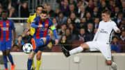 Lionel Messi, Marco Verratti