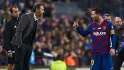 Vicente Moreno, Lionel Messi