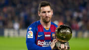 Lionel Messi has won a record six Ballon d'Or awards in his career, the most by any player in football history