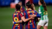 FC Barcelona v Real Betis - Primera Iberdrola