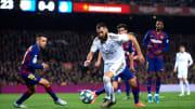 Karim Benzema, Jordi Alba