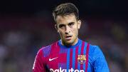 Eric García está de volta ao clube após período no City