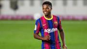 Ansu Fati est blessé depuis plusieurs mois avec le FC Barcelone