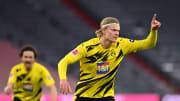 Haaland teria pedido 700 mil euros por semana para se transferir do Borussia Dortmund.