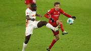 Upamecano hat seinen Vertrag bei RB Leipzig aufgelöst