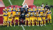 El equipo de los Tigres UANL.