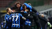 Inter Milan mengalahkan Lazio dengan skor 3-1.