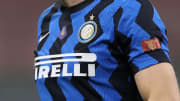 The drop features Inter's new badge