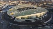 Im Estadio do Dragao von Porto findet das CL-Finale statt
