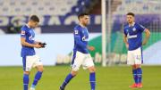 Betretene Mienen auf Schalke: Für die Knappen bleibt wohl nur der Wideraufbau in Liga zwei.