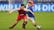 Hat für uns den 29. Spieltag durchgetippt: Freiburgs Keven Schlotterbeck (l.)